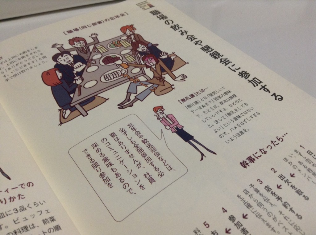 Japanese Manner Book